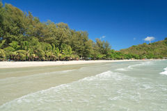 PLAGE DE RAYONG Images stock