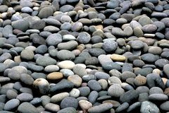 Plage de roche Image libre de droits