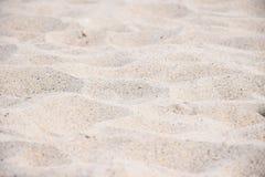 Plage de sable image libre de droits