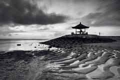Plage de Sanur, Bali Photographie stock libre de droits