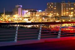 Plage de Scheveningen Photo libre de droits