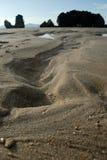 Plage de Tanjung Rhu, Langkawi en Malaisie photo libre de droits