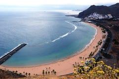 Plage de Tenerife Image stock