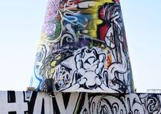 Plage de Venise, CA Photo stock