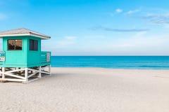 Plage de Venise, la Floride Image libre de droits