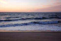 Plage Delaware de Bethany Photographie stock
