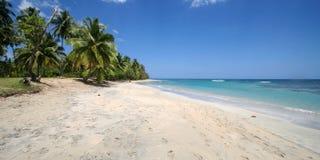 Plage des Caraïbes Photo libre de droits