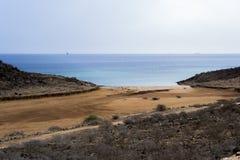 Plage Djibouti de Khorambador Image libre de droits