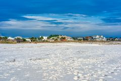 Plage du Mexique, la Floride photographie stock libre de droits