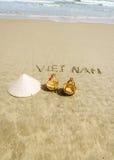 Plage du Vietnam Image stock