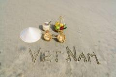 Plage du Vietnam Images stock