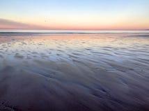 plage Ecosse Photographie stock libre de droits