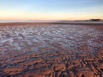 plage Ecosse Photos libres de droits