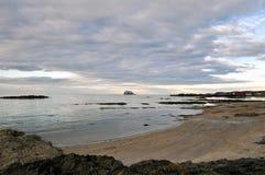 plage Ecosse photo libre de droits