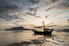 Plage en Thaïlande, Photographie stock