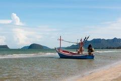 Plage en Thaïlande Image libre de droits