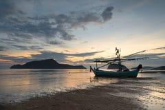 Plage en Thaïlande Photographie stock libre de droits