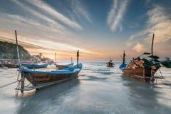 Plage en Thaïlande Photos libres de droits