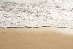 Plage et Inde tropicale de mer Photo libre de droits