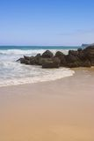Plage hawaïenne photos libres de droits