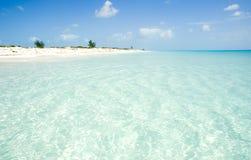 plage la Caraïbe photos stock