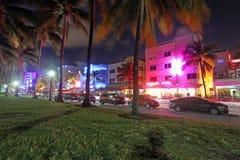 plage la Floride Miami du sud photos libres de droits