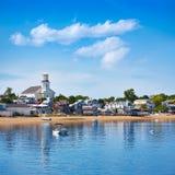 Plage le Massachusetts de Cape Cod Provincetown Image stock