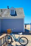 Plage le Massachusetts Etats-Unis de Cape Cod Craigville Image libre de droits