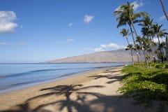 Plage Maui de sucre Photo libre de droits