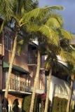 plage Miami d'architecture Image libre de droits