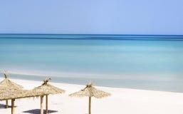Plage, océan, île Photos libres de droits