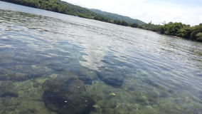 Plage Philippines de Punta Fuego Images stock