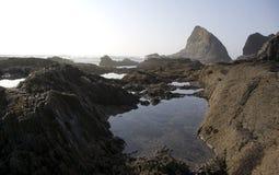 plage rocheuse Image libre de droits