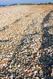 plage sauvage Photographie stock