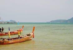 Plage Thaïlande de Phuket Photos libres de droits
