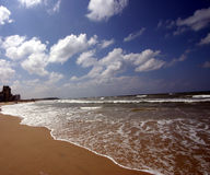 Plage tropicale Image stock