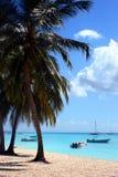 Plage tropicale d'île Photographie stock libre de droits