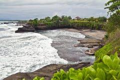 Plage tropicale de Bali Images libres de droits