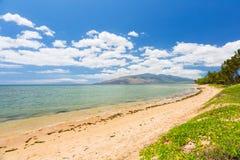 Plage tropicale, Maui Image libre de droits