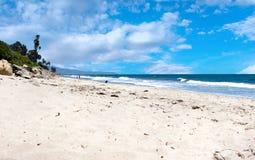 Plages de Santa Barbara Photo libre de droits