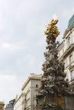 Plague Column In Vienna Stock Photos