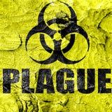 Plague concept background Stock Images