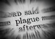 Plague concept Stock Photo