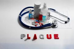 Plague Royalty Free Stock Images