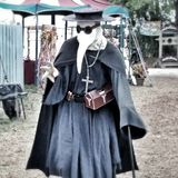 Plague Doctor Stock Image