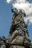 Plague Monument, detail 2 Royalty Free Stock Images