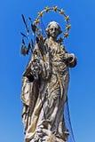 Plague Monument. Detail 1 Stock Images
