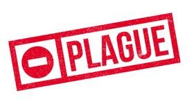 Plague rubber stamp Stock Photos