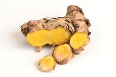 Plai (thai name) (Zingiber cassumunar Roxb.) Ginger Stock Photography