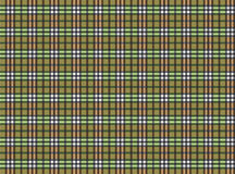 Plaid Stockbild